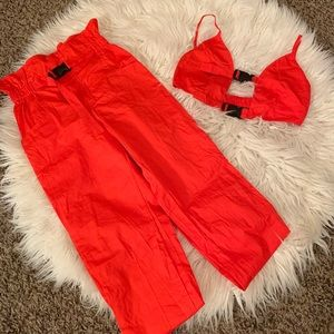 Women two piece outfit